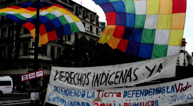 A nueve años del violento desalojo de indígenas formoseños que acamparon en pleno centro porteño