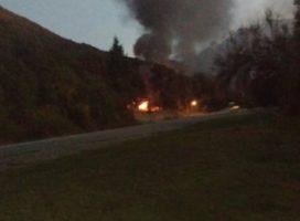 Villa Mascardi: represión contra la comunidad Lafken Winkul Mapu