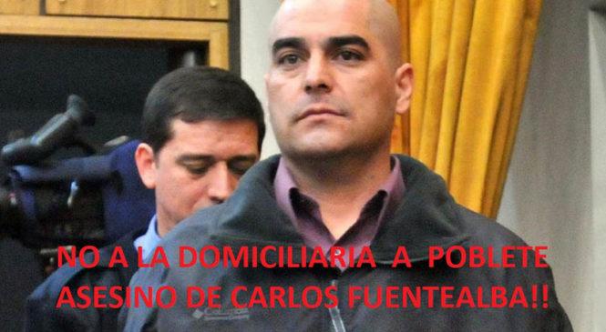Rechazan que el asesino de Carlos Fuentealba reciba prisión domiciliaria