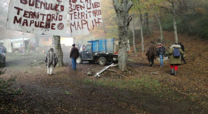 La CIDH otorga medida cautelar a favor de la Comunidad mapuche Lof Buenuleo