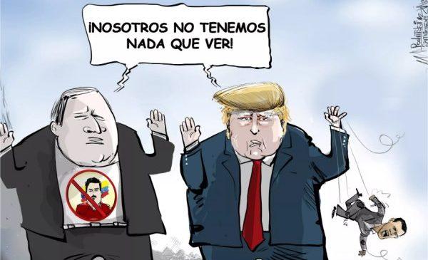 Tras la incursión contra Venezuela: La hora de los cuentachistes en la ONU