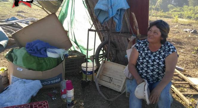 Jujuy: violento desalojo a familias sin vivienda en plena pandemia
