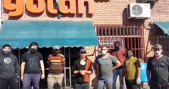 Trabajadores de Gotan responden falacias de su ex patronal