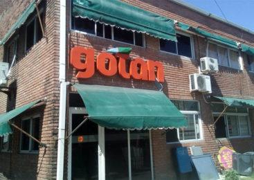 Gotan: La fábrica es de quientrabaja