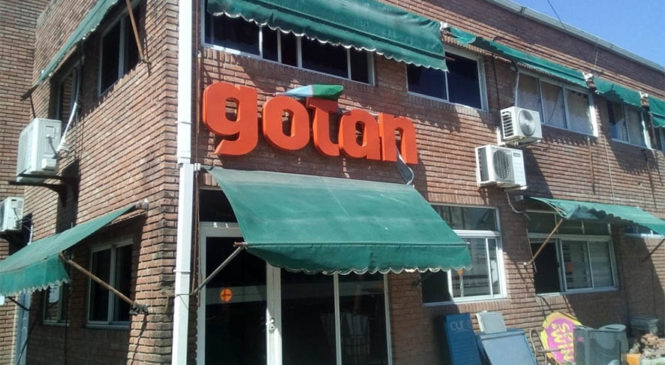 """Gotan: """"Dejaron sin luz a una fábrica que se destaca por hacer dispensers y alfombras sanitizantes"""""""