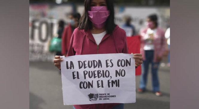 Deuda: no hay pandemia que valga