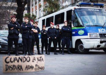 Si es institucional no es violencia, es represión estatal