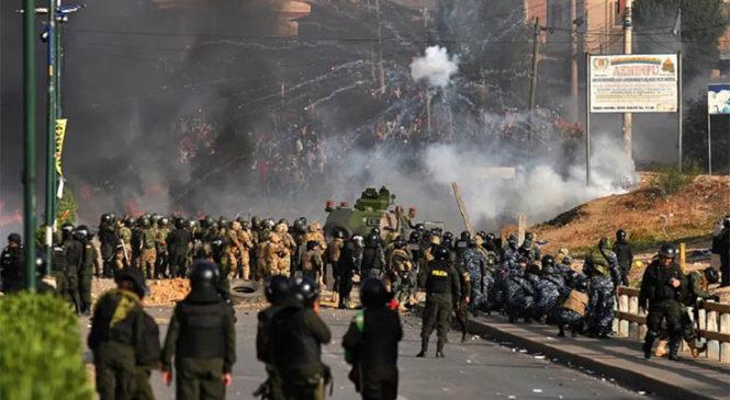 Bolivia: Seis meses de impunidad de la Masacre de Sacaba