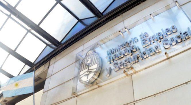 """""""Una reducción generalizada de los salarios avalada por el Ministerio de Trabajo de la Nación"""""""
