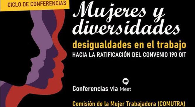 Mujeres y diversidades: Hacia la ratificación del Convenio 190 OIT