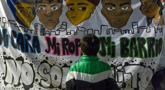 Desprotección y violencia policial: las políticas contra la niñez y juventud