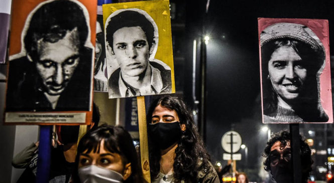 "Detenidos-desaparecidos uruguayos: ""Son memoria. Son presente. ¿Dónde están?"""