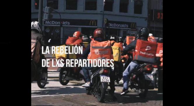 La rebelión de les repartidores