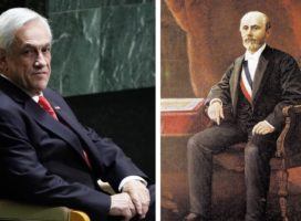 """Sebastián Piñera invoca a un ex presidente genocida para llamar a """"la unidad"""""""