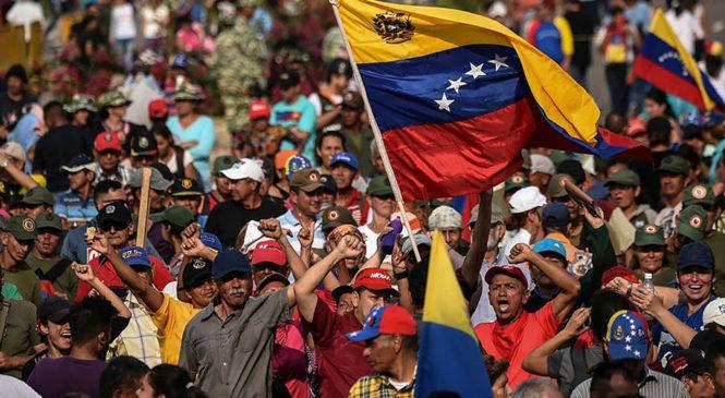 Venezuela: amenazas bajo asedio imperialista