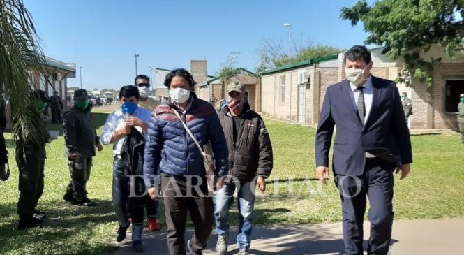 """El Gobierno de Chaco llegó a un """"acuerdo de paz"""" con la Guardia Whasek"""