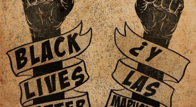 Black lives matter, ¿y las mapuches?