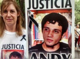"""""""Andrés era un chico lleno de valores y estos gendarmes, por abuso de su poder, le quitaron la vida"""""""