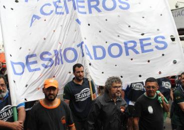 Presentación conjunta de organizaciones gremiales aceiteras a favor de la intervención de Vicentin