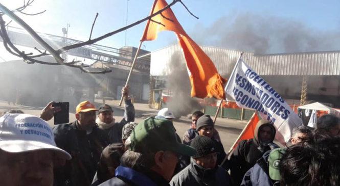 """""""No mostraron ningún apoyo ni solidaridad con las familias que perdían su fuente laboral"""""""