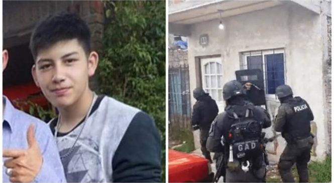 Brutal allanamiento en domicilio fallido: un joven perdió un ojo por impacto de bala de goma