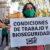 """Docentes santafesinos denuncian condiciones de trabajo """"arrasadas"""""""