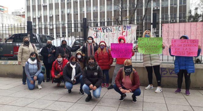 Mar del Plata: Banderazo frente a tribunales por el crítico escenario de las cárceles de Batán