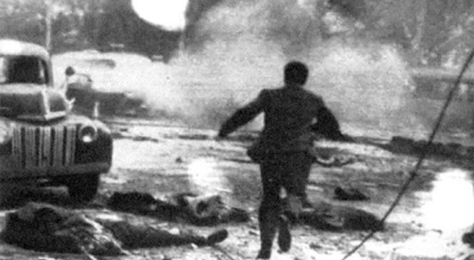 """""""El bombardeo de 1955 fue el mayor acto de terrorismo que sufrimos los argentinos"""""""