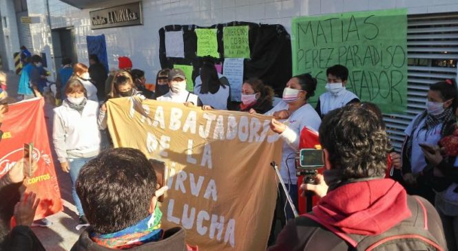 Pandemia capitalista: la protesta como derecho plenamente vigente (y urgente)