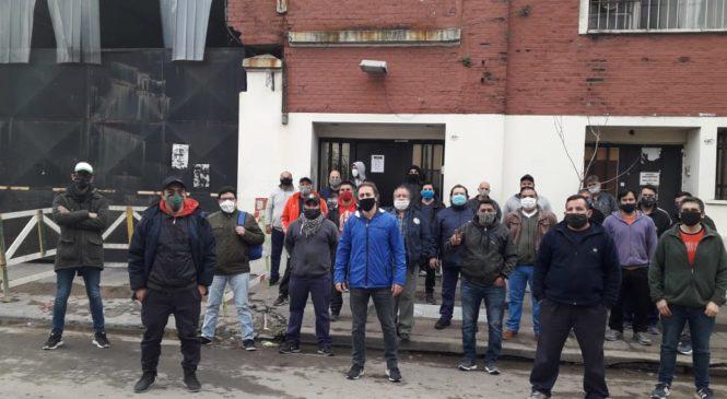 Los trabajadores de Revista Pronto exigen su reincorporación