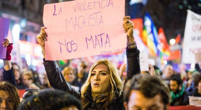 La violencia machista es otra pandemia