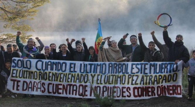 Neuquén: comunidades mapuches esperan respuesta de Nación al reclamo de que se cumpla la ley 26160