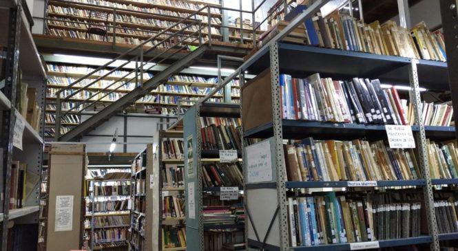 El fuego comunitario de la biblioteca popular