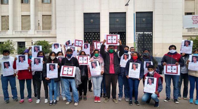Tucumán: asamblea comunitaria por tiempo indeterminado frente al Palacio de Justicia