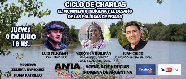 """""""El movimiento indígena y el desafío de las políticas de Estado"""""""