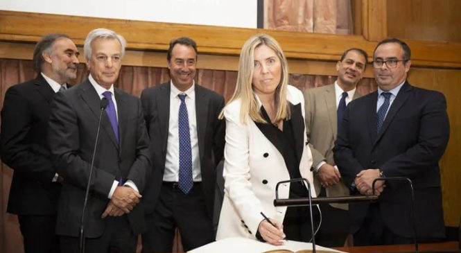 """Brasa caliente: cambia de manos la causa por la """"mesa judicial macrista"""""""