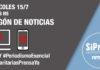 "Prensa: ""Apagón de noticias"" para exigir recomposición salarial"