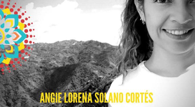 Llamado internacional por la libertad de Angie Lorena Solano Cortés