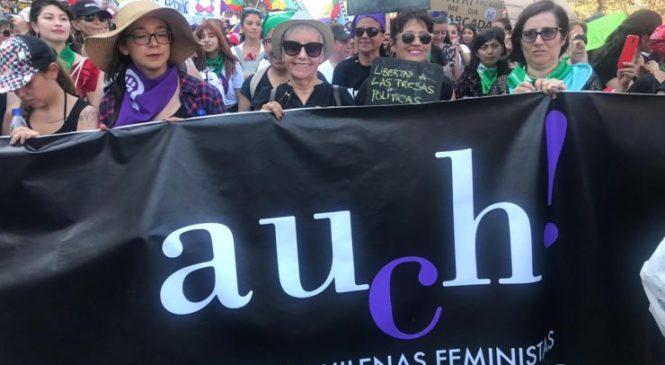 Autoras chilenas feministas denuncian  ensañamiento del gobierno con los presos políticos mapuche en huelga de hambre