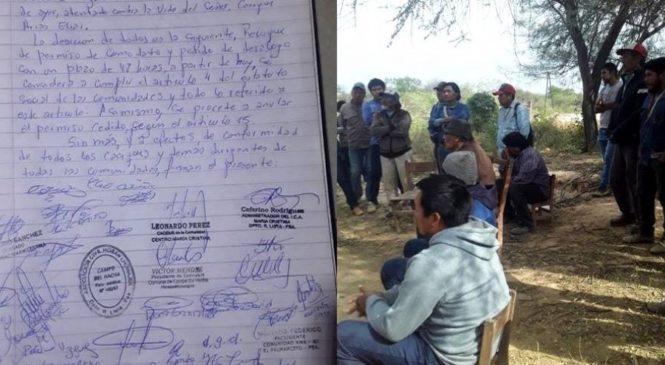 Formosa: denuncian atentado contra cacique de una comunidad wichi