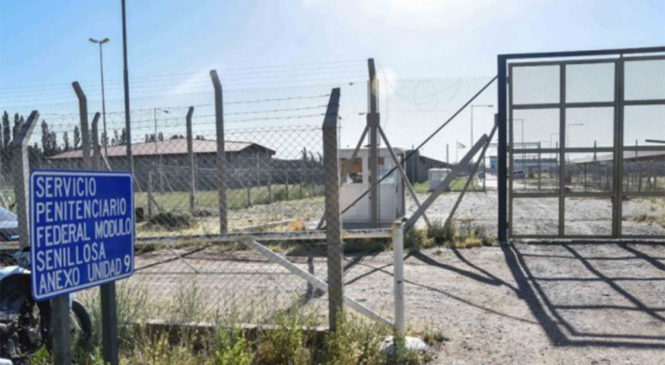 Neuquén: se multiplica la cifra de presos con COVID-19 en la cárcel de Senillosa