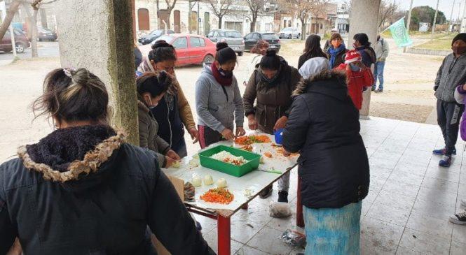 Rosario: el centro de salud del Barrio Qom no abre porque los médicos no tienen movilidad