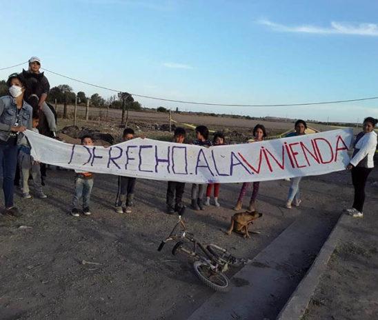 Desalojos en barrio Cabildo, Córdoba