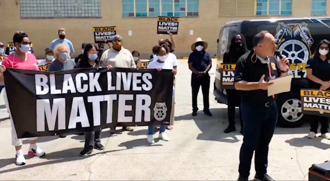 """Trabajadores llevaron a cabo una """"huelga por las vidas negras"""" en todo Estados Unidos"""