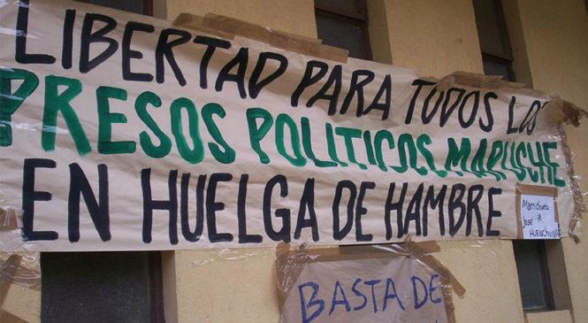 Organizaciones en Chile hacen llamamientos urgentes ante situación crítica de presos Mapuche en huelga de hambre