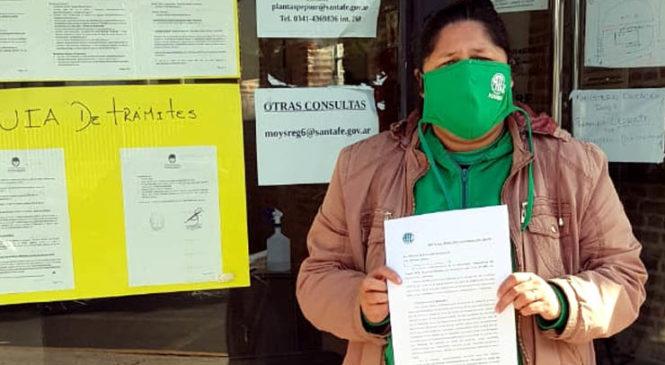 ATE Rosario retendrá tareas si Provincia no garantiza seguridad por COVID-19