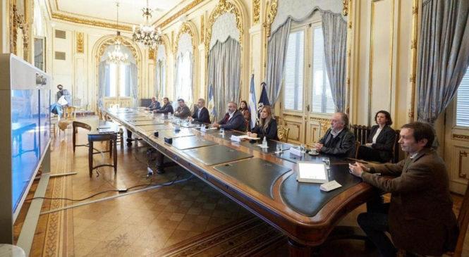 Crisis: lanzan minipacto social y el Consejo pasa a la pospandemia