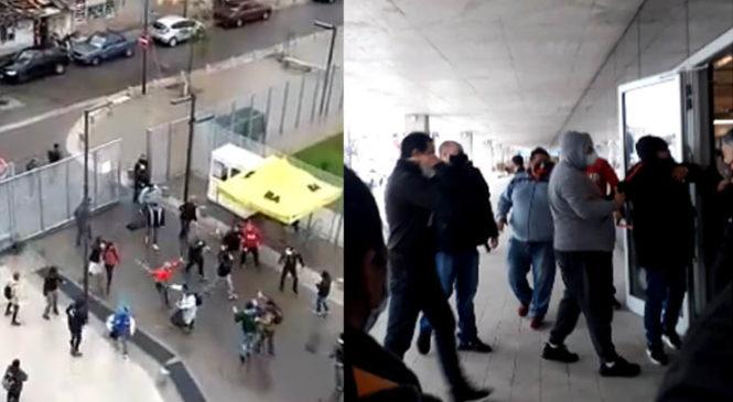 CABA: Patota del SUTECBA agredió a trabajadores de ATE en el Ministerio de Desarrollo
