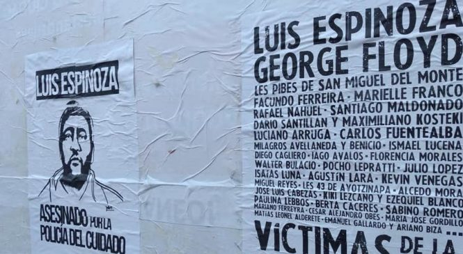 Violencia policial en Tucumán