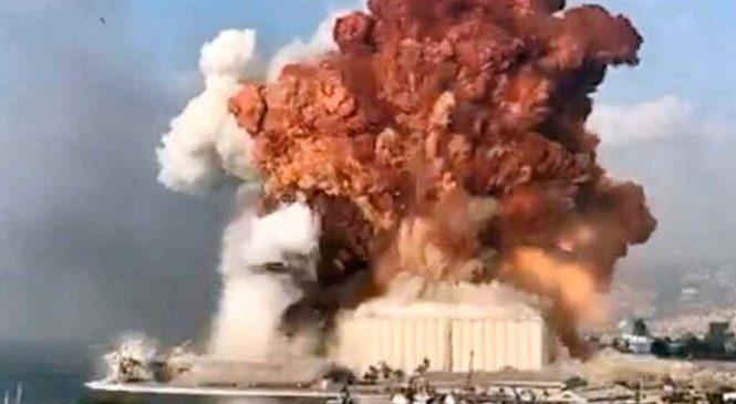 ¿Quién se beneficia de la explosión de Beirut?